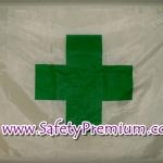 ธง Safety แบบกากบาท