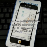 ฟิล์มกระจกสี IPhone 6 / 6S สีดำ มีเฉพาะด้านหน้า