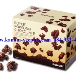 Royce Popcorn Chocolate
