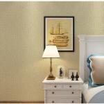 Wallpaper ลายพื้นผ้าดิบ Wall-WE17-99003