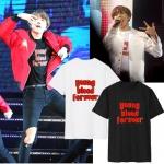 เสื้อยืด Young Blood Forever Sty.J-HOPE -ระบุสี/ไซต์-