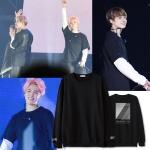 เสื้อแขนยาว BTS WINGS TOUR 2017 In seoul -ระบุสี/ไซต์-