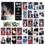 Lomo card set BTS WINGS - SUGA (30pc)