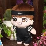 ตุ๊กตา BTS - แทแท เบบี้ดอลว์ + ชุด (20cm)
