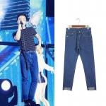 กางเกงยีนส์ Sty.G-DRAGON [DENIM-7] -ระบุไซต์-