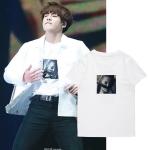 เสื้อยืด Vintage Sty.Jungkook BTS -ระบุสี/ไซต์-