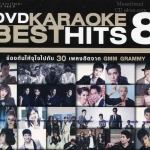 DVD Karaoke Best Hits Vol.8