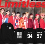 Jacket Hoodie NCT127 LIMITLESS MEMBER -ระบุไซต์/สมาชิก-