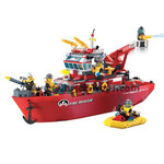 Multi-Function Fire Ship