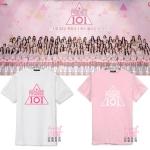 เสื้อยืด IOI PRODUCE 101 -ระบุสี/ไซต์-