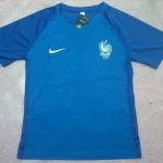 ชุดบอลยูโรทีมฝรั่งเศษ สีน้ำเงิน