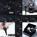 พวงกุญแจแท่งไฟ EXO MEMBER -ระบุสมาชิก-
