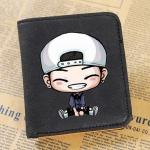 กระเป๋าสตางค์การ์ตูน IKON - JUNHOE -ระบุสี-