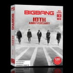 โปสการ์ดเซต Ver.2 BIGBANG 10TH