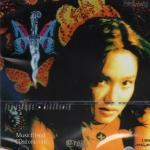 CD,ใหม่ เจริญปุระ ชุด ผีเสื้อกับพายุ(Gold CD)