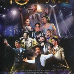 DVD Concert 10 Years of Atime Showbiz