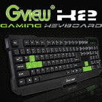 Gview K2 Gaming Keyboard