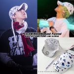 หมวก PEACEMINUSONE Hand Painted