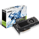 MSI NVIDIA GeForce GTX TITAN X