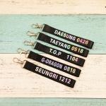 Bigbang name tag -ระบุสมาชิก-