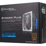 Power Supply Strider Plus 600 W
