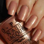 New!!  OPI A Butterfly Moment