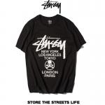 เสื้อยืด STUSSY SKULL 16ss -ระบุสี/ไซต์-
