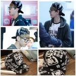 หมวกแบบ Baekhyun XHM073