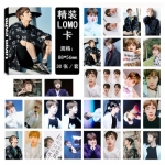 Lomo card set BTS YNWA - JIN (30pc)