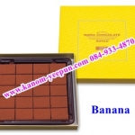 Royce Nama Chocolate (แบบสด) Banana Limited