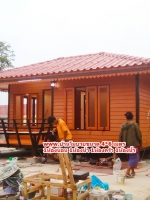บ้าน ขนาด 4*6 ต่อเติมห้องครัว ขนาด 1.5*2 เมตร ราคา 375,000 บาท