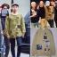 เสื้อแขนยาว G-Dragon Sty.Raf simons Green -ระบุไซต์- thumbnail 1