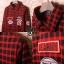 Shirte MEGATON RED Sty.GOT7 -ระบุไซต์/สี- thumbnail 3