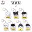 พวงกุญแจ BTS HIPHOP Monster -ระบุสมาชิก- thumbnail 1