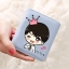 กระเป๋าสตางค์การ์ตูน BTS Jungkook -ระบุสี- thumbnail 1