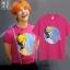 เสื้อยืด Grahpic PINK Sty.G-Dragon -ระบุไซต์- thumbnail 1