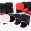กล่องเครื่องประดับ แบบ 2 ( ทรงกลม ) พร้อมส่ง สีแดง สีม่วง สีชมพูเข้ม thumbnail 3