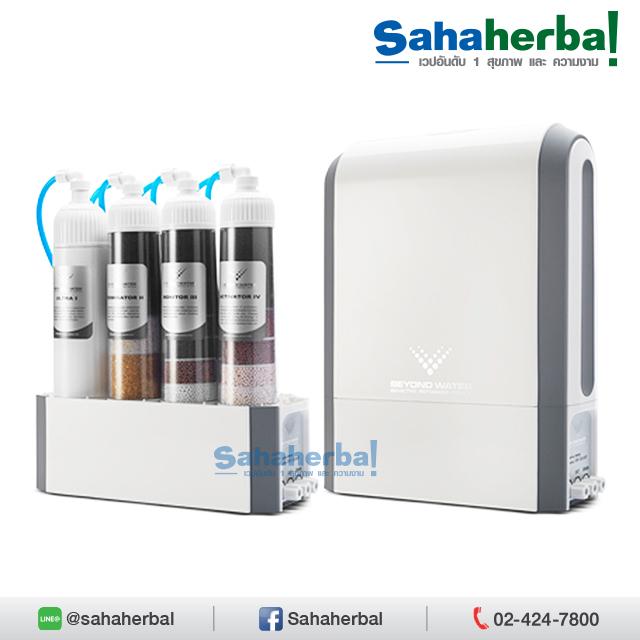 เครื่องกรองน้ำ ซูเลียน Zhulian Beyound Water โปร 1 ฟรี 1 SALE 60-80%