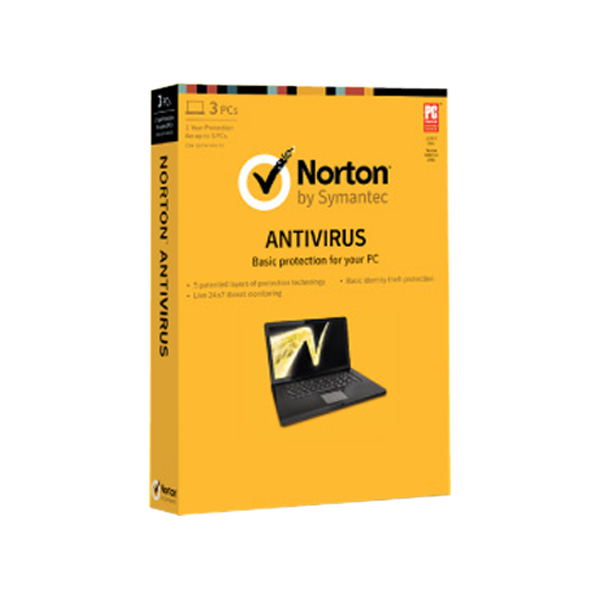 NORTON ANTIVIRUS 2013 TH 1 USER