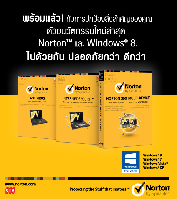 NORTON ANTIVIRUS 2013 AP 3 USER MM