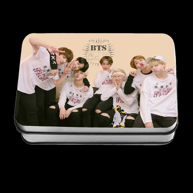 LOMO BOX SET BTS LIVE ONSTAGE (40pc)