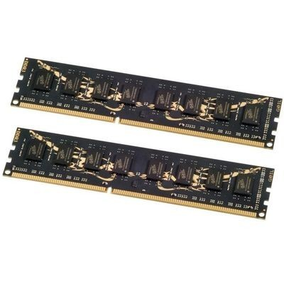 DRAGON 8GB(4X2)] DDR3 Bus1600 CL11