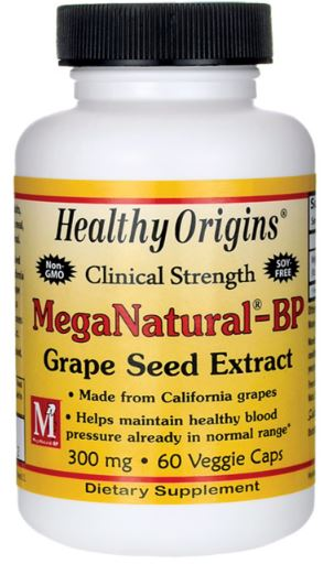 healthy origin grapeseed