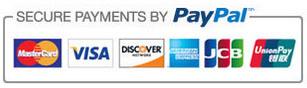 ชำระค่าสินค้าด้วยบัตรเครดิตผ่านระบบ PayPal