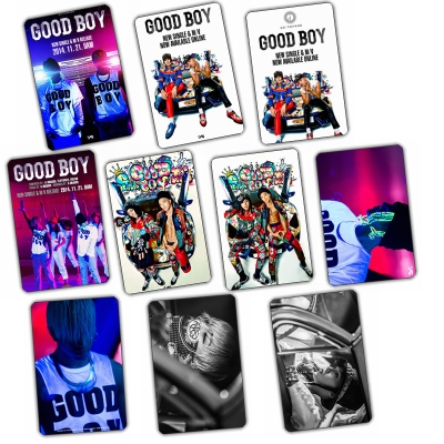 KT504 บัตรการ์ด GOOD BOY (10pc)