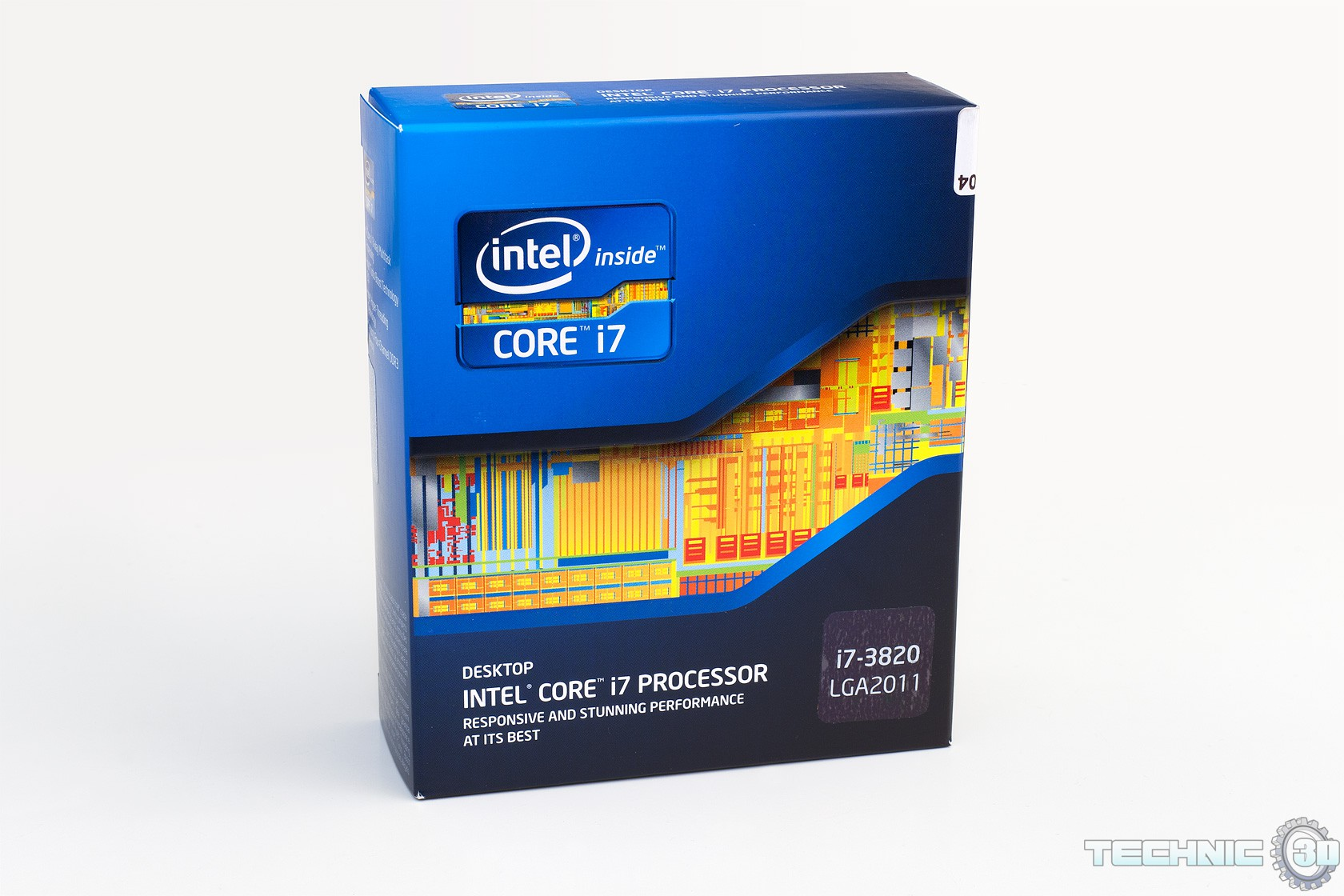Intel Core i7-3820 Processor (10M Cache, up to 3.80 GHz)