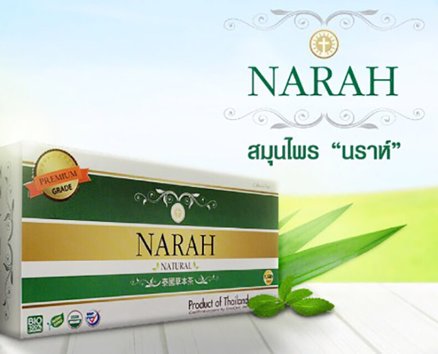 NARAH นราห์ ชาชงสมุนไพร โปร 1 ฟรี 1 SALE 60-80%