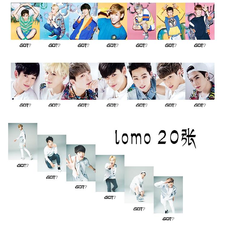 Lomo GOT77 Let's Dance