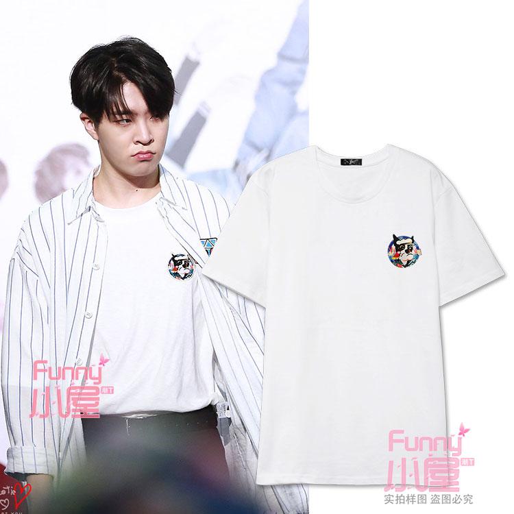 เสื้อยืด Sty.YoungJae GOT7 -ระบุสี/ไซต์-