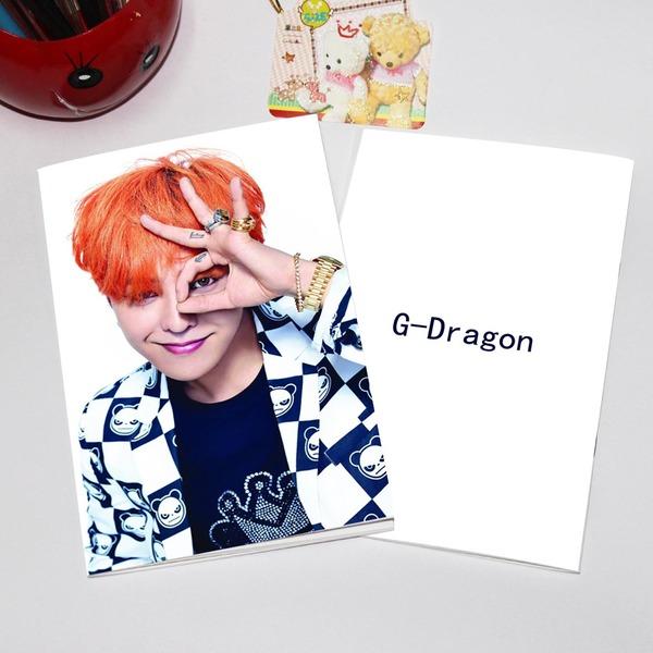 สมุดโน๊ต G-DRAGON